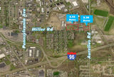 Midway Ind Park - High-Profile 2.3-6.52 Acre Office Sites Near I-96