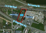 0.91 Acre Site Near Capital Region International Airport