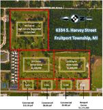 Commercial Land 1 - 5.5 Acres Available for Development