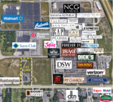 3.53 Acres of Land For Lease near Eastwood Towne Center