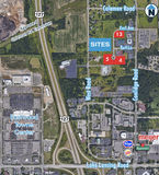 1.85 - 4.23 Acre Professional Office Lots near Coleman Road extension
