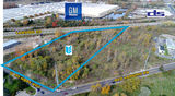 4.1 Acres Across from General Motors
