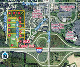 1.5 - 11.63 Acre Office condo Sites MERS Capitol Park, Delta Twp